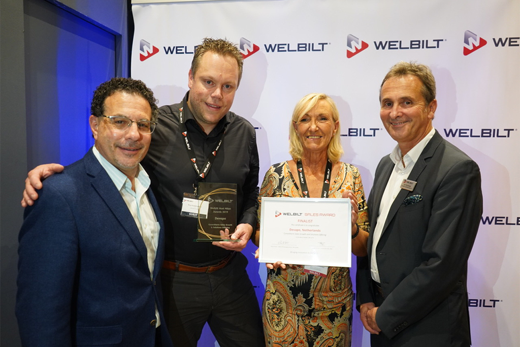 Devapo Award Host Milano 2019