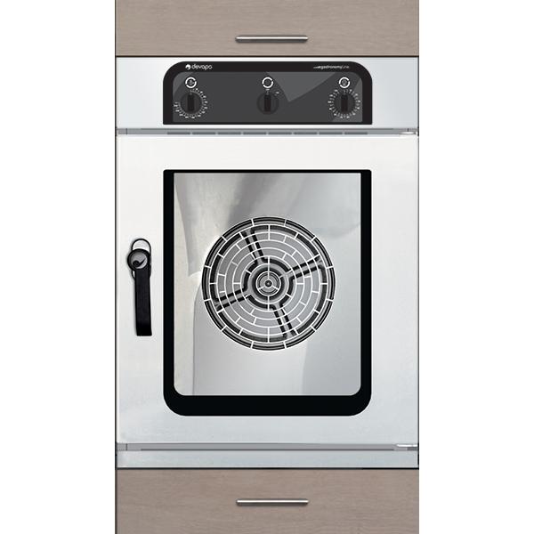 Devapo gastronomyLine built-in convection oven Smartifit 9.06